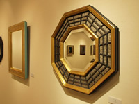 mirror art frames